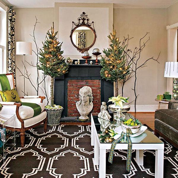 ... Christmas Spirit Into Your Living Room 11 ...
