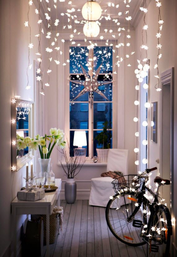 30 Cosy Christmas Living Room Decorating Ideas Gravetics