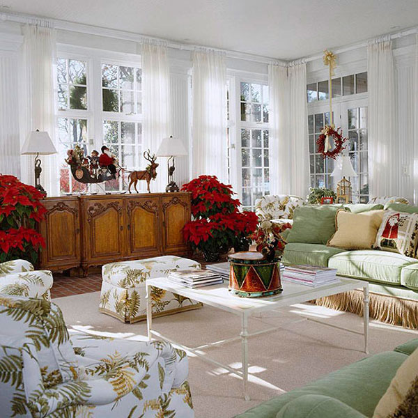 ... Christmas Spirit Into Your Living Room 8 ...