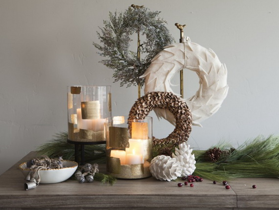Christmas Centerpieces For Round Tables : Christmas centerpiece ideas for round table gravetics