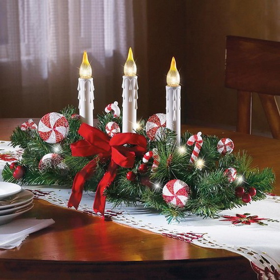Diy Christmas Centerpieces Gravetics