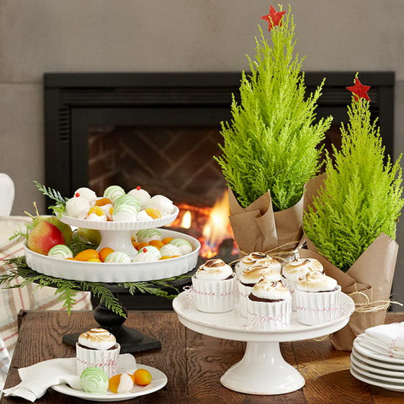 Beautiful christmas centerpiece ideas gravetics