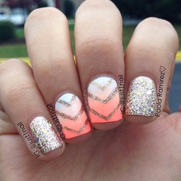 80 best nail art design trends and manicure ideas 2017 gravetics 2017 nail design ideas12 prinsesfo Choice Image