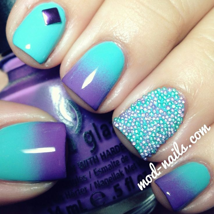 80 Best Nail Art Design Trends And Manicure Ideas 2018 - Page 4 of 8 ...