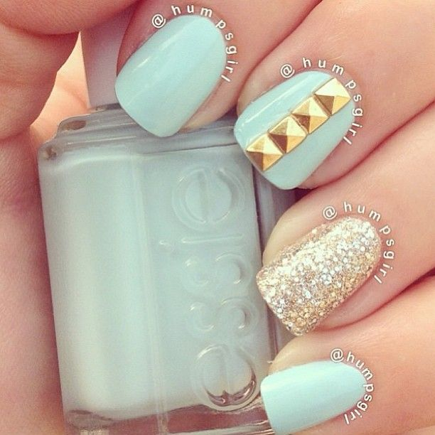 80 Best Nail Art Design Trends And Manicure Ideas 2019
