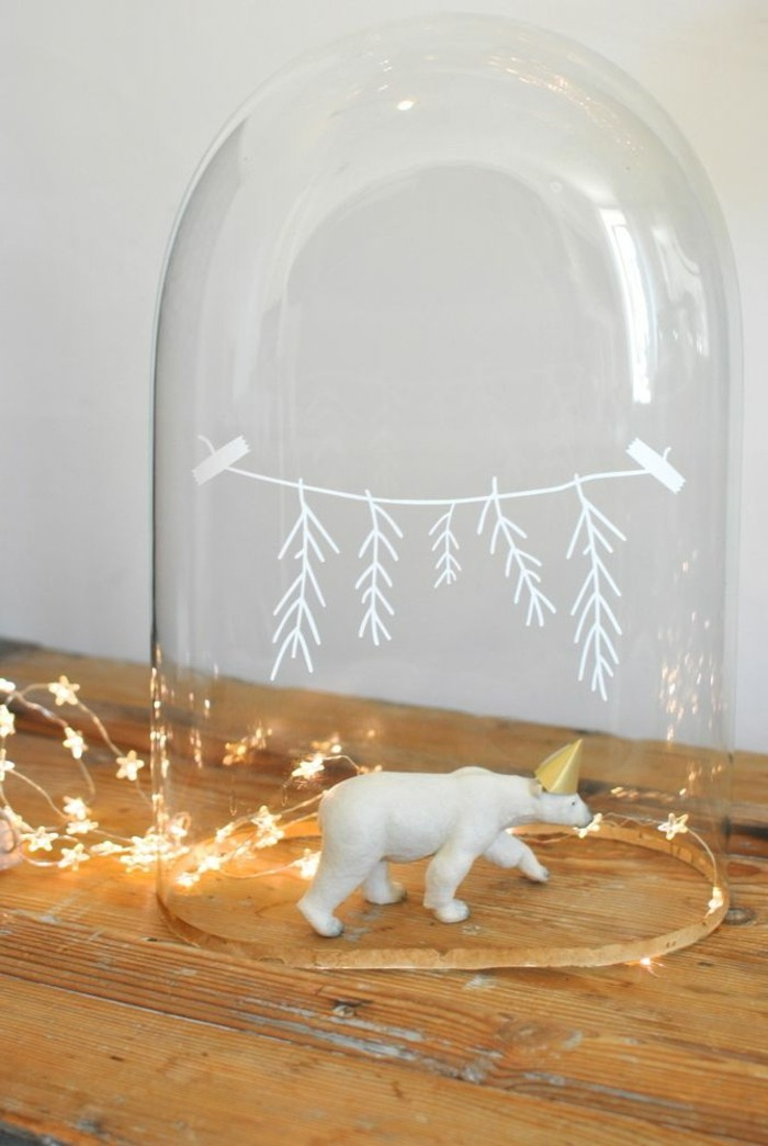 Bell Jar Decorating Ideas Endearing 40 Christmas Decorate For The Holidays With Bell Jars  Gravetics Inspiration Design