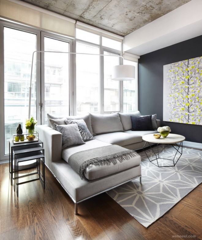 35 Cool Family-Friendly Living Room Interior Design Ideas To ...