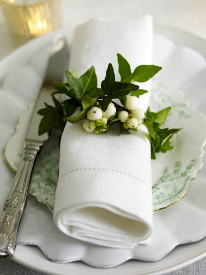 40 DIY Christmas Napkin Rings And Holder Ideas You'll Love ...