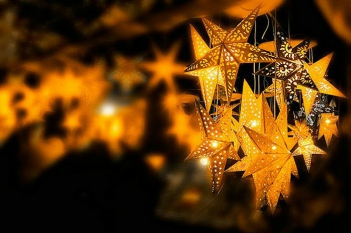 70 Christmas Paper Star Decorations Ideas That Will Char You Gravetics