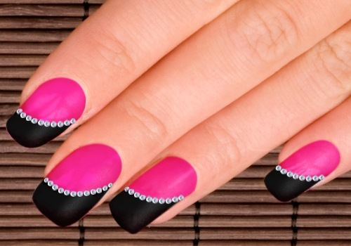100 dazzling nail art design ideas to make your fingernails dazzling nail art design ideas12 prinsesfo Image collections