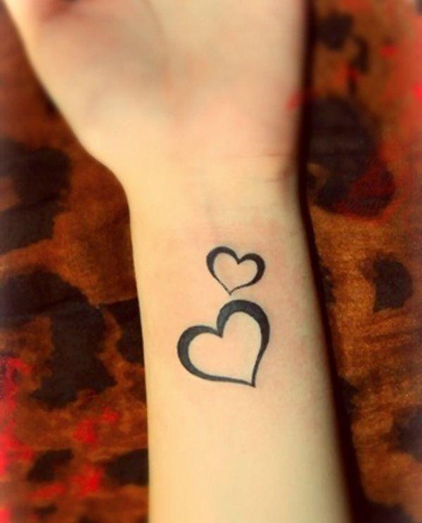55 Amazing Heart Tattoos Designs und Ideen für Männer und Frauen