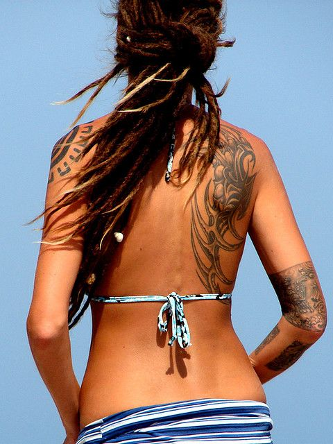 Tattoos For Women 80 Cute And Amazing Back Tattoos For
