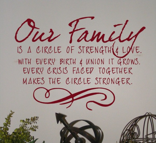 75 Inspirational Family Quotes To Keep You Inspired - Gravetics