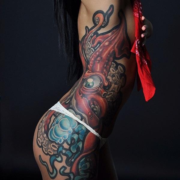 Tattoo Designs: 50+ Creative Hip-Tattoo Designs For Women