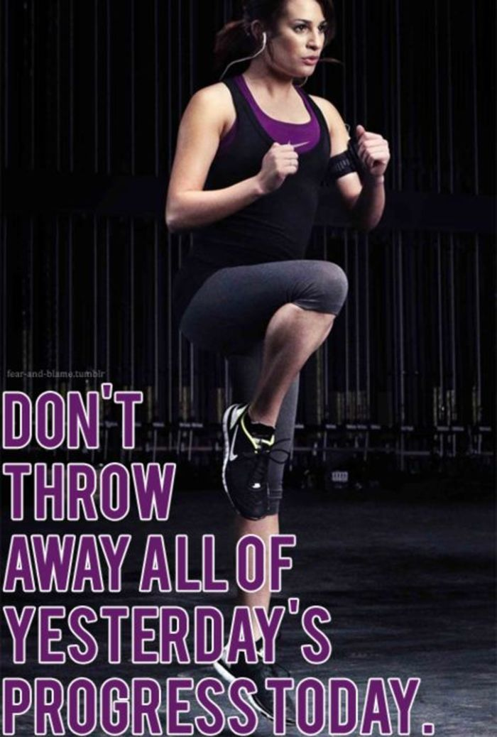 80 Female Fitness Motivation Posters That Inspire You To ...