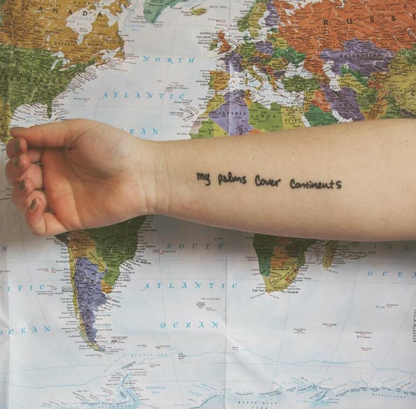 45 Stunning Tattoo Quotes That Will Inspire You To Have One Gravetics