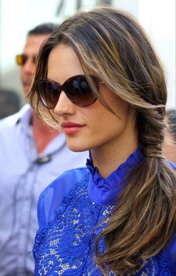 60 Wonderful Side Ponytail Hairstyles That You Will Love