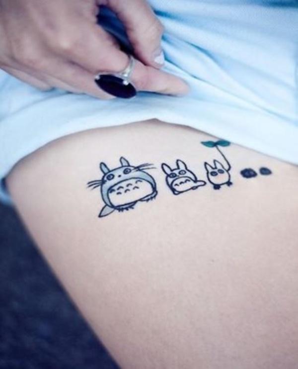 2daafaa1b 75 Small And Chic Tattoo Design Ideas For Women Gravetics