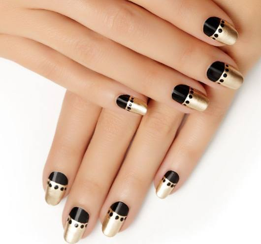 100 creative and unique nail art ideas and designs gravetics space nail art prinsesfo Gallery