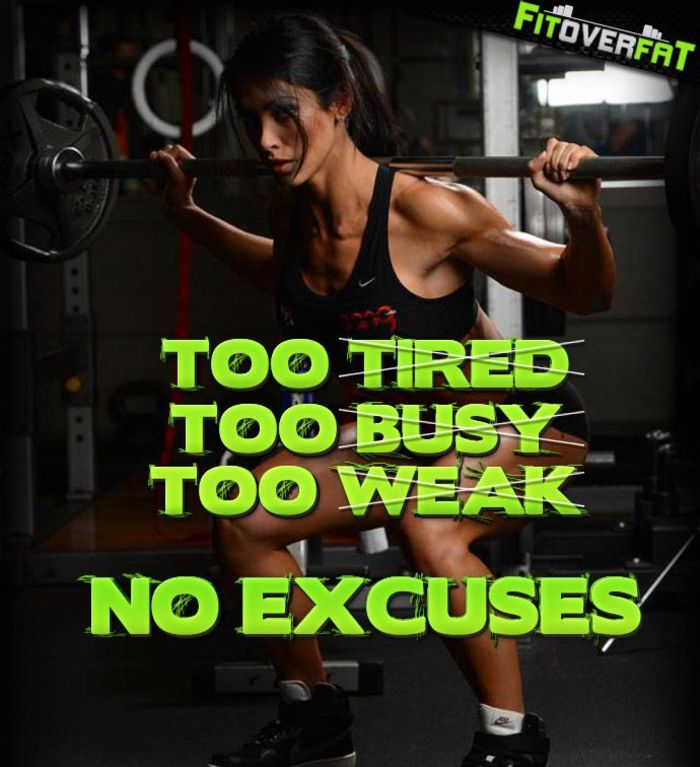 80 Female Fitness Motivation Posters That Inspire You To
