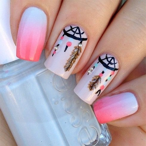 All nail art best nails 2018 100 creative and unique nail art ideas designs gravetics prinsesfo Gallery