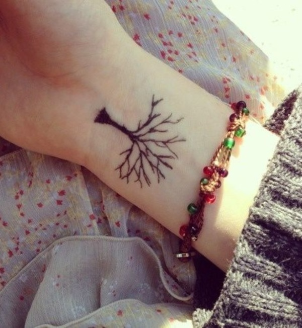 75 Small And Chic Tattoo Design Ideas For Women