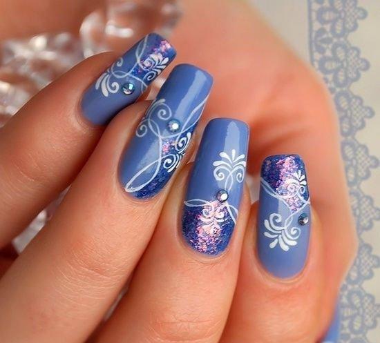 100 Creative And Unique Nail Art Ideas And Designs Gravetics