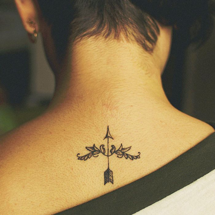 Tattoos For Women: 80 Cute and Amazing Back Tattoos For ...
