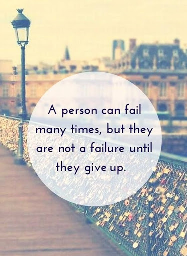 60 Inspirational Quotes To Remind You To Never Give Up Gravetics