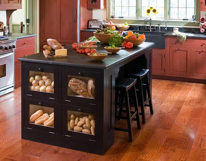 What Is A Kitchen Island With Pictures: 60 Stunning Kitchen Island Ideas And Designs