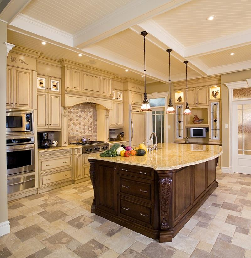 Kitchen Island Ideas And Designs Another Table Bakers Dream Bar Beige To