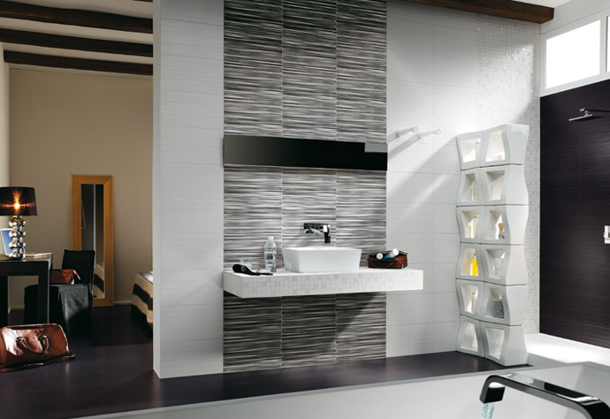 Browse 65 Stunning Contemporary Bathroom Design Photos And Decorating Ideas  From Top Interior Designers. Get Inspired And Pick A Best Idea For Your  Next ...