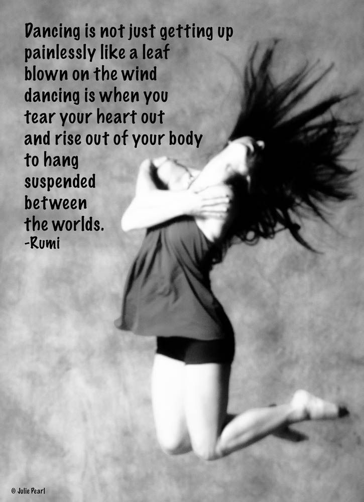 60 Inspirational Dance Quotes About Dance Ever Gravetics