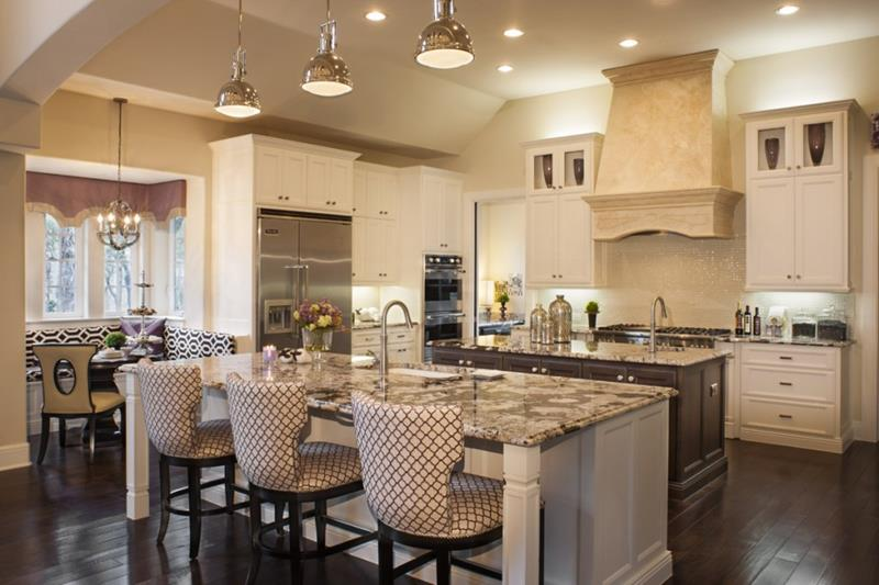 island of design page ideas beautiful kitchen custom luxurious designs