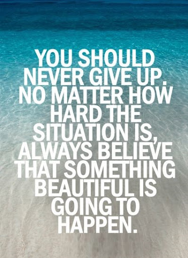 60 Inspirational Quotes To Remind You To Never Give Up ...