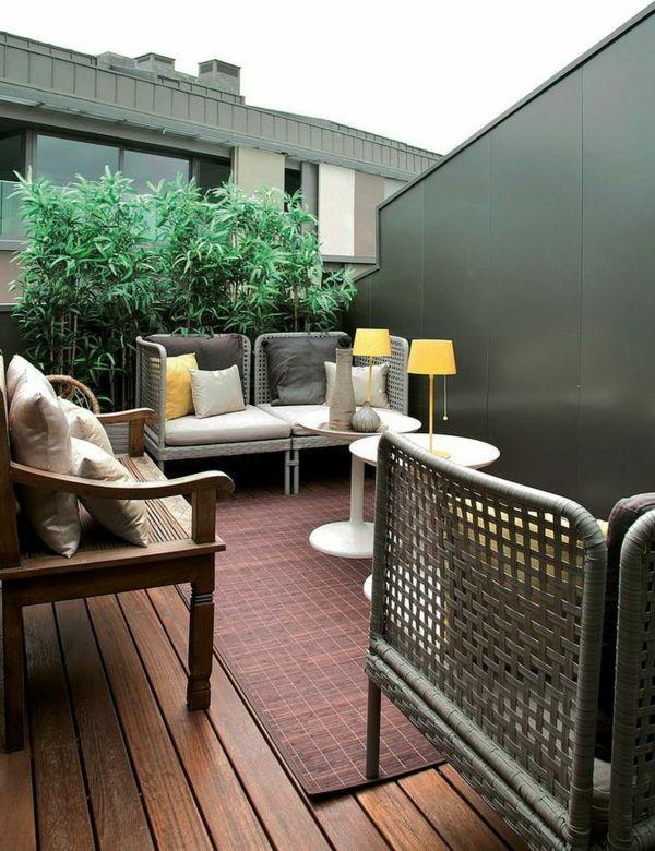 50 Beautiful Home Rooftop Terrace Design Ideas