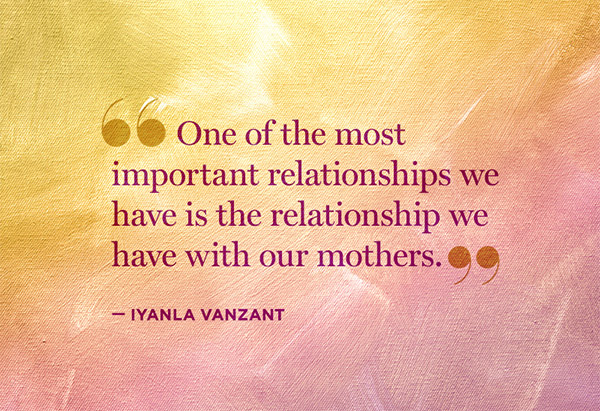 importance of a mother daughter relationship
