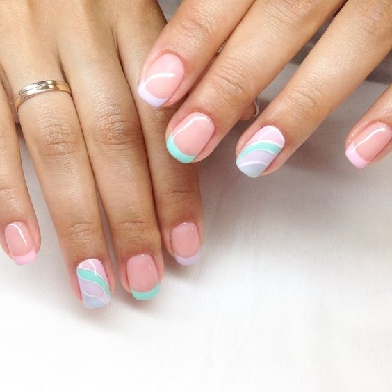 nail designs 2017 spring Archives - Gravetics