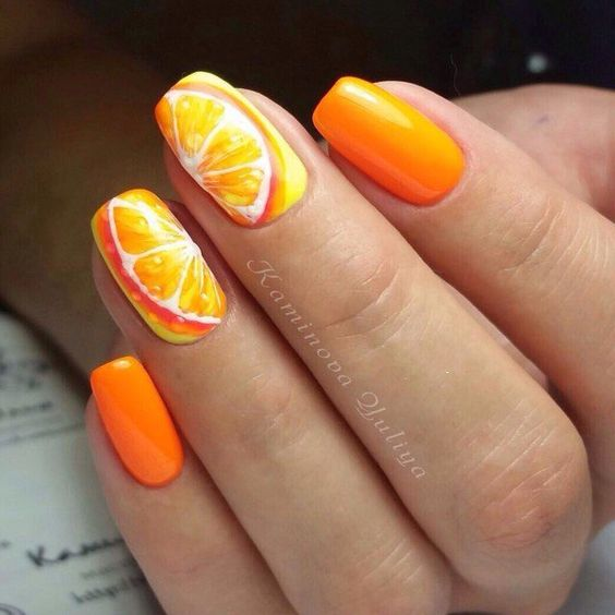Summer Nail Design Ideas For 2019 Adver