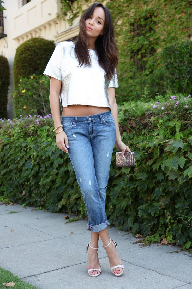 ef3936ea0749b9 30 Stunning Crop Tops Outfit Ideas To Rock Your Style This Summer ...