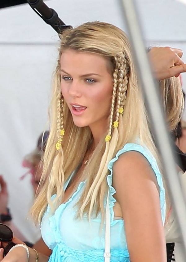 Hairstyles With Full Bangs Heavy Bangs Interesting Braids ...