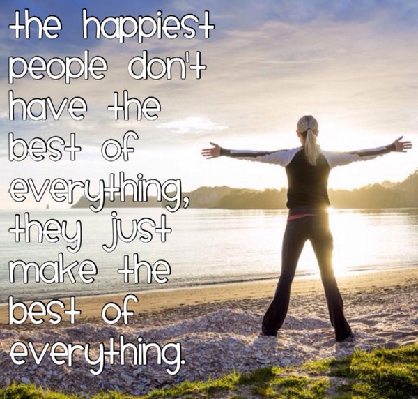 42 Most Inspiring Positive Thoughts For A Positive Day Gravetics