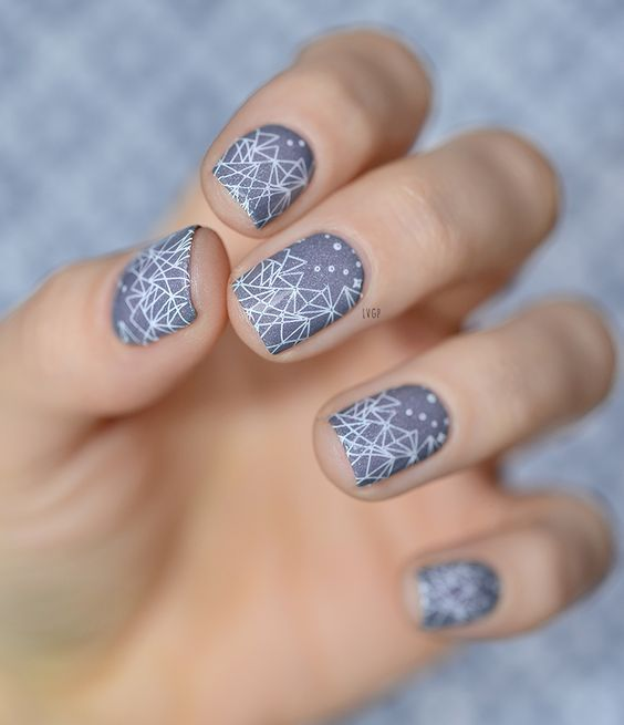 45 must try nail polish designs and ideas in 2017   gravetics