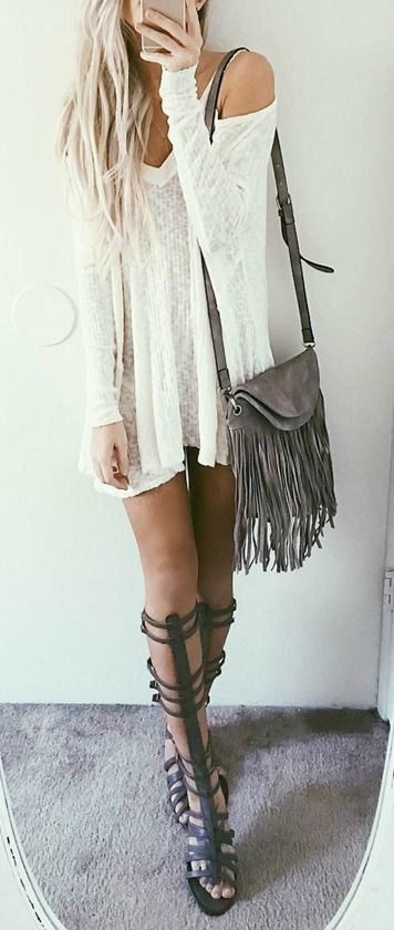 14006d00be5e34 35 Adorable Bohemian Fashion Styles For Spring/Summer 2018/19 ...