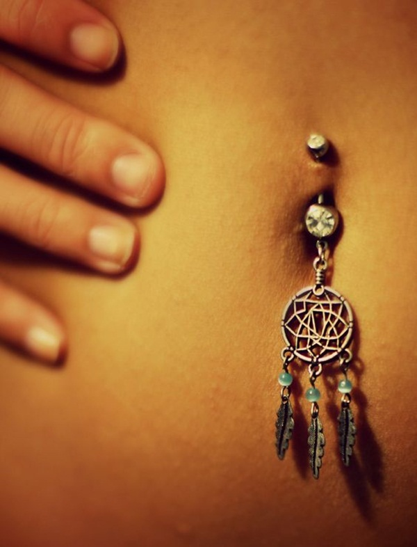 Awesome Belly Button Piercing Ideas That Are Cool Right