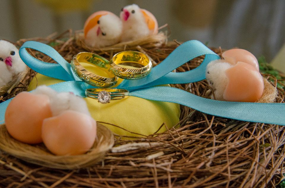 how to make a bird nest with paper