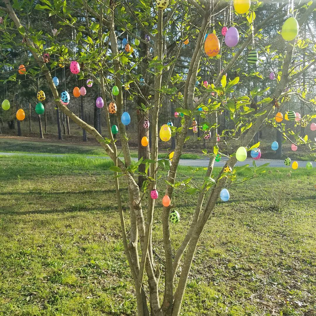 45 Creative Easter Egg Decor Ideas For A Beautiful Home