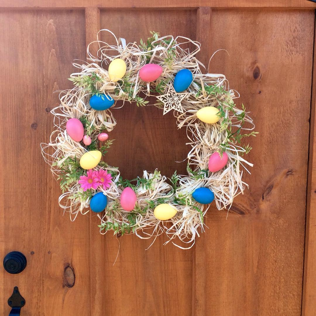 35 Simple Easter Porch Decor Ideas That You Ll Love