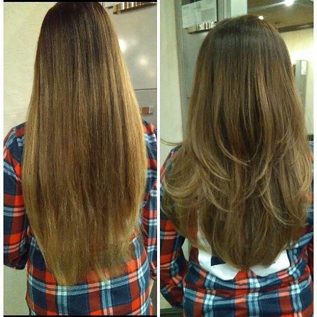 Fantastic blonde hairstyle and hairplay long hair hair - 2 2