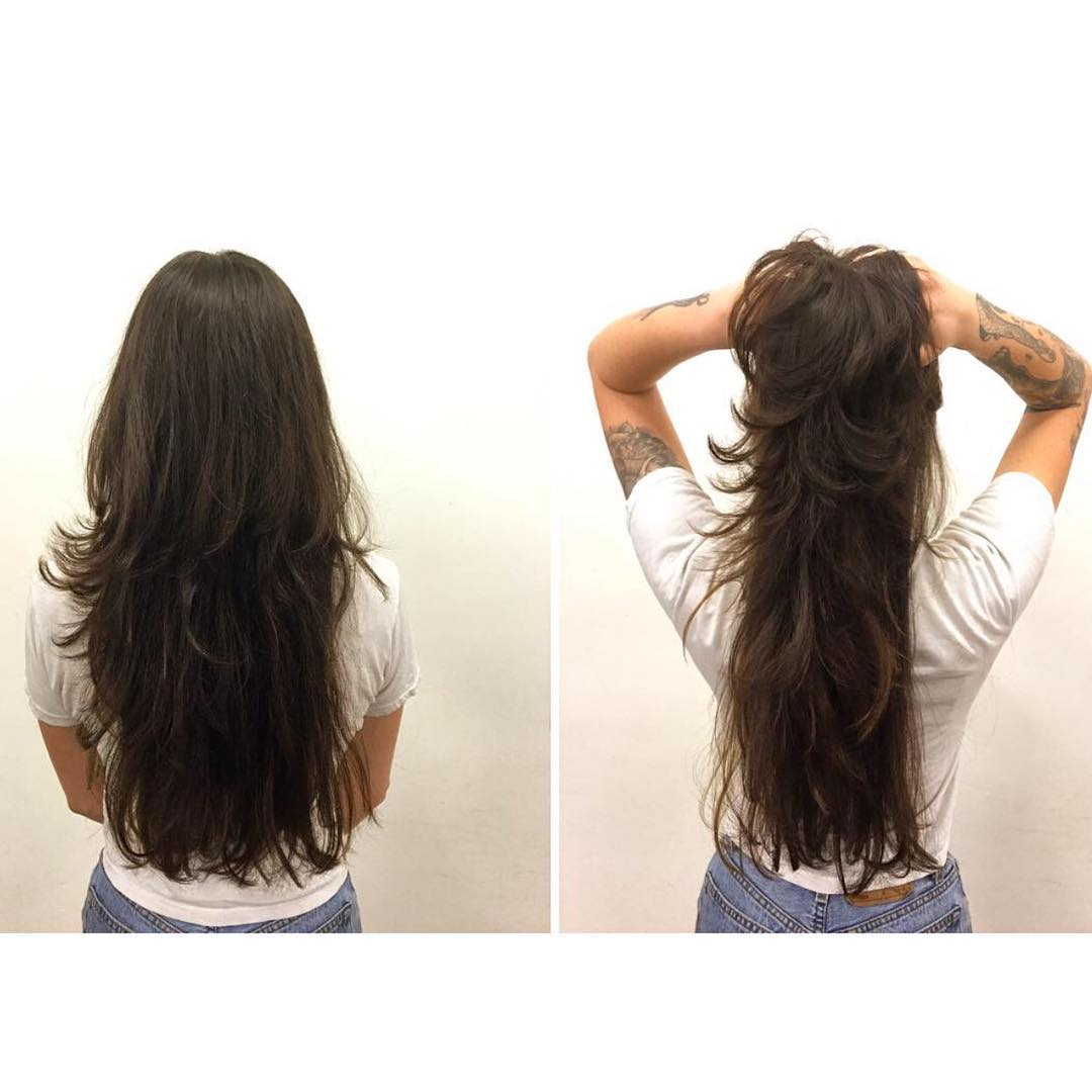 Layered Haircut 22041669